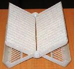 Drainer Rack Dish Folding Plastic