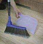 Broom Telescopic with Dustpan 40000650