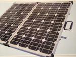 Solar Panel Collapsible Mono Cr 120 Watt