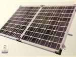 Solar Panel Collapsible Mono Cr 80 Watt